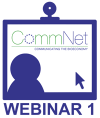 Welcome to CommNet! First Webinar