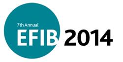 EFIB 2014:  European Forum for Industrial Biotechnology