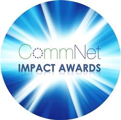 CommNet Impact Awards - Rewarding excellence in research communication and knowledge transfer
