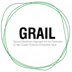 "GRAIL – ""Glycerol Biorefinery approach for the production of high quality products of industrial value"""